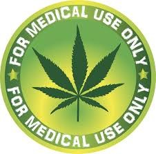 Administering Cannabis for medicinal purposes